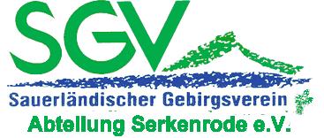 SGV Serkenrode e.V. Logo